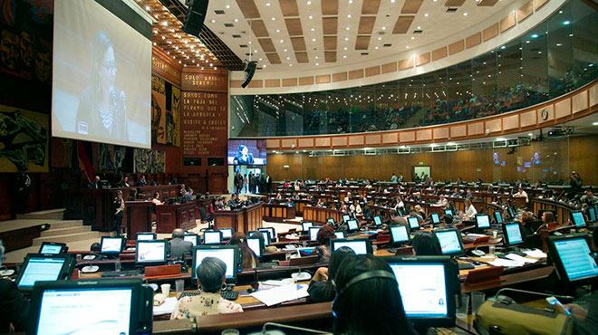 En la discusi�n del COS participaron 22 asamble�stas y 23 actores externos.