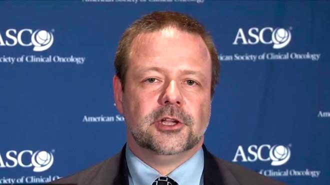 Axel Grothey, onc�logo de Mayo Clinic.