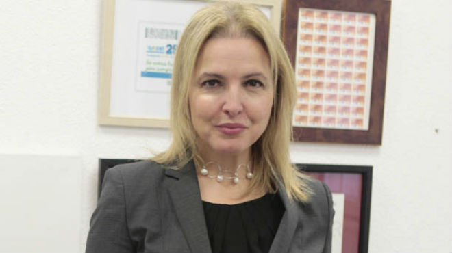 Beatriz Dom�nguez-Gil, directora ONT.