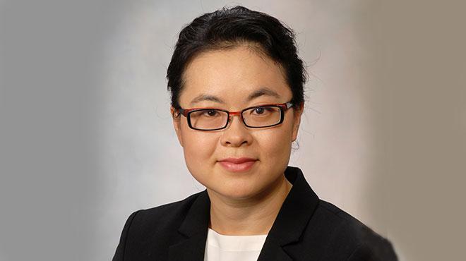 Betty Kim, investigadora de Cl�nica Mayo.