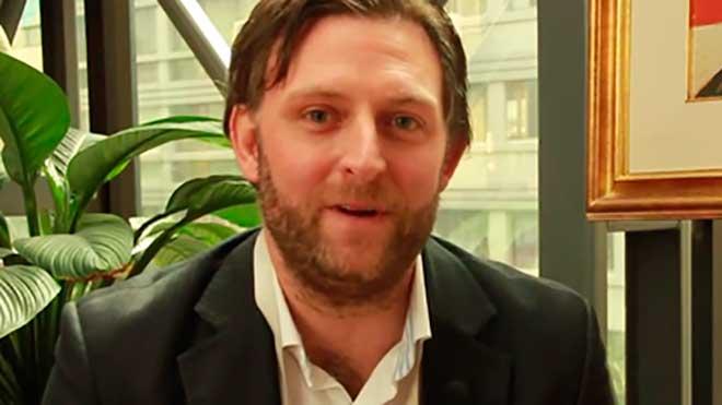 Bruno Baccino, gerente Ferrere.