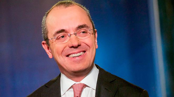 Giovanni Caforio, consejero delegado de BMS.