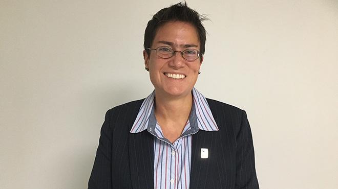 Carina Vance, directora del ISAGS.