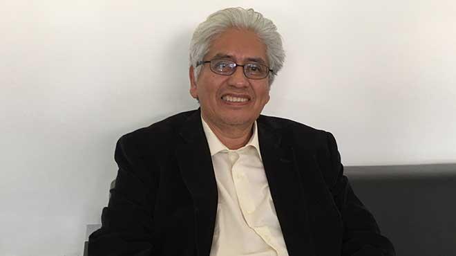 Carlos Castillo Ch�vez, rector de Yachay Tech.