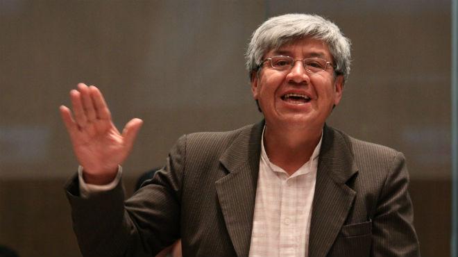 Carlos Velasco, vicepresidente de la Comisi�n de Salud.