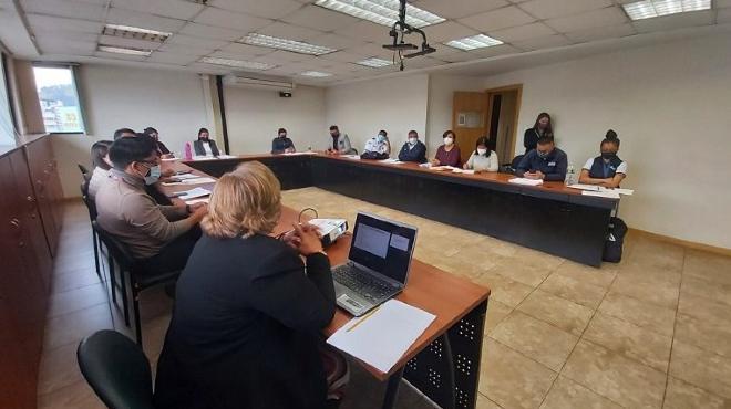 Mesa de Trabajo Ampliada del 7 de septiembre.