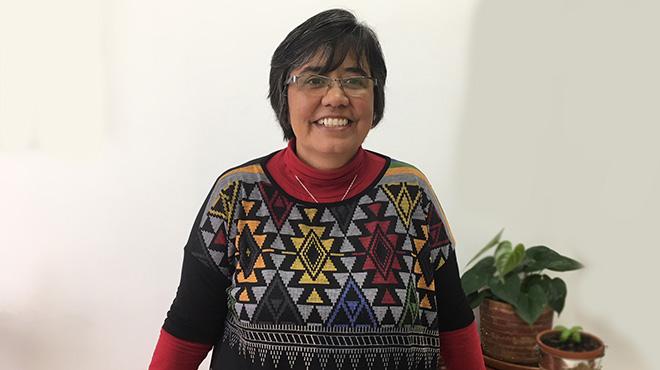Catalina L�pez, directora del �rea de salud de la UASB.