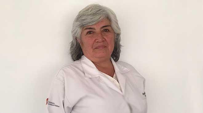 Cecilia Portilla, especialista en Psiquiatría.