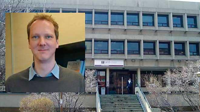 Michael Roerecke, Centro para la Adicci�n y la Salud Mental, Toronto.
