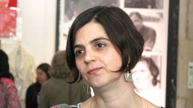 Claudia Pascual, ministra del Servicio Nacional de la Mujer del gobierno de Bachelet.