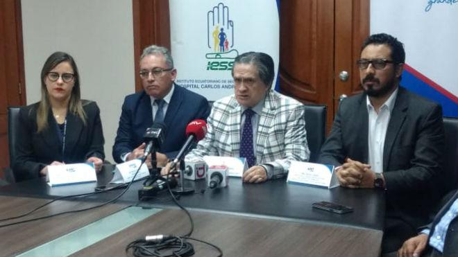 Estefan�a Grunauer, Mauricio Gonz�lez, Juan P�ez, Danny Gaibor.