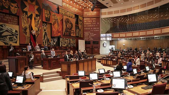 Asamblea Nacional ratifica acuerdo.