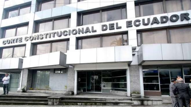 La Corte ha declarado la inconstitucionalidad de los art�culos 149 y 150 del COIP.