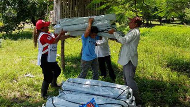 Este ejercicio se llevar� a cabo desde el 23 al 30 de noviembre en Santo Domingo de los Ts�chilas.