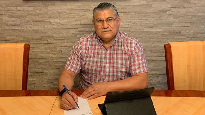 Darwin Ruiz, presidente de la Sociedad Ecuatoriana de Anestesiolog�a.