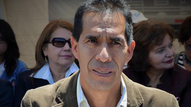 Gustavo D�vila, coordinador general de la ANS.