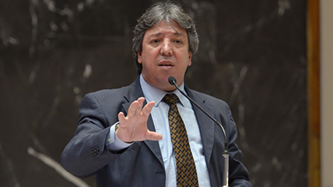 Diputado Antonio Jorge Marques.