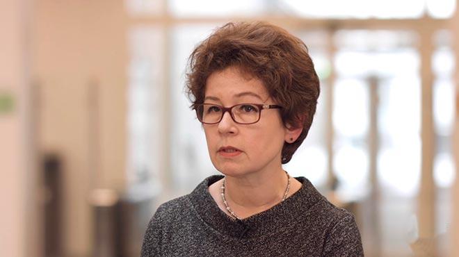 Dorota Jarosinska, directora de Programas Responsables de la Calidad del Aire en el Centro Europeo para el Medio Ambiente y la Salud