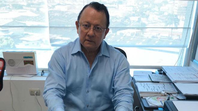 Luis Zurita Gavilanes, jefe de docencia de Homni Hospital.