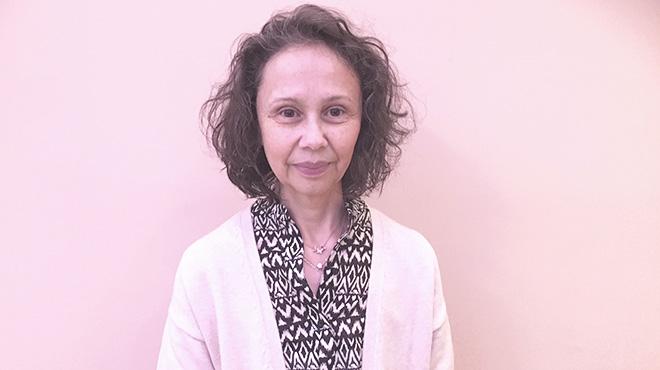 Elvia Vargas Trujilo, experta en programas de educaci�n sexual.