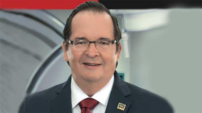 Enrique Valenzuela, director del Complejo Hospitalario Alejandro Mann.