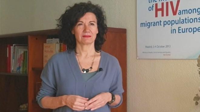 Julia del Amo, investigadora principal de �picos.