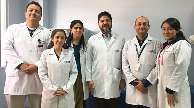 Pedro Carrasco, Daniela Hinojosa, Soledad G�mez, Fernando P�rez, Oscar Ojeda, Gabriela Velastegu�.