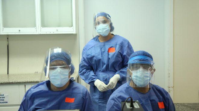 Estar�n conformados por epidemi�logos, m�dicos generales y enfermeras.