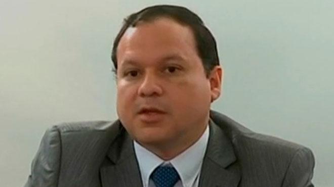 Ernesto Carrasco, presidente Colegio Médicos del Guayas.