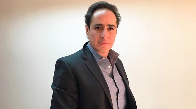 Juan Carlos Mendiz�bal, director general de XPOCORP y TECHMED 2019.