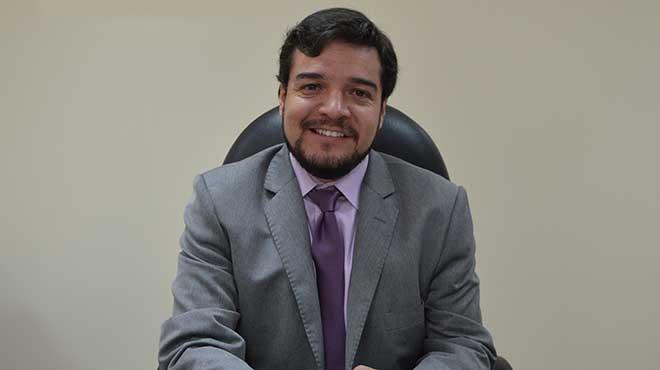 Fernando Cornejo, viceministro de Gobernanza del MSP.