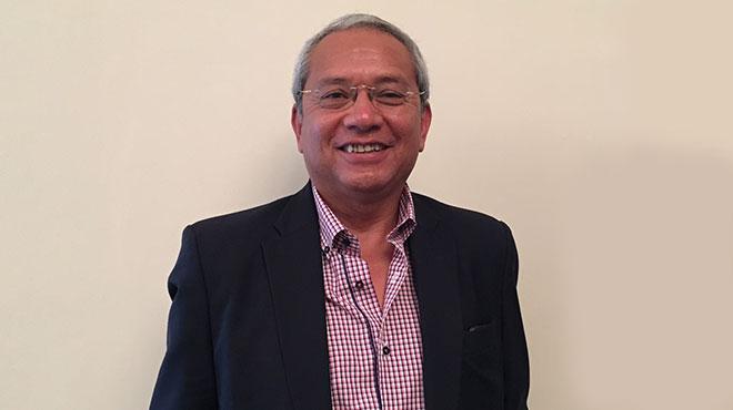 Fernando Sacoto, coordinador de Ritmos.