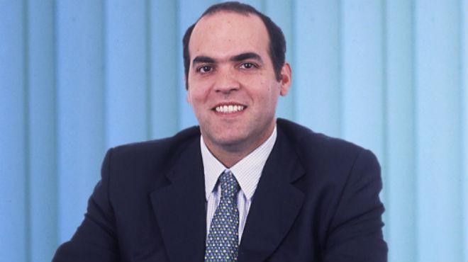 Fernando Zavala, presidente del Consejo de ministros de Per�.