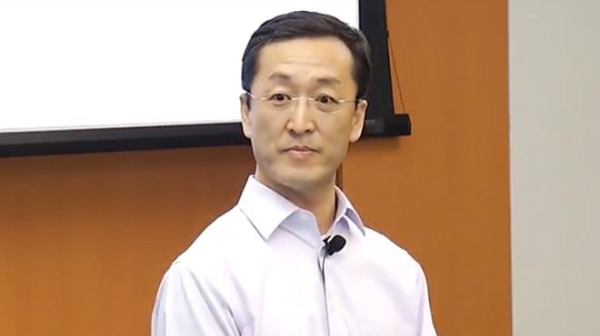 Wu Li, profesor del Centro de Investigaci�n de la Universidad de Ohio y autor principal de la investigaci�n.
