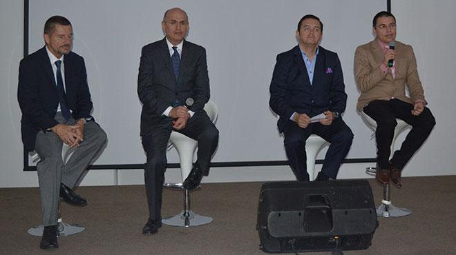 Thomas Schreitmueller, Carlos Vallejo, Fabricio Gonz�lez, Willinton Montenegro.