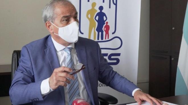 Francisco Andino, gerente del HTMC.
