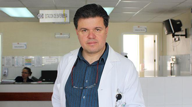 Juan Francisco Lasso del HPAS.