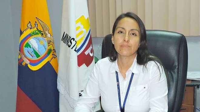 Gabriela Arteaga, directora m�dica Hospital de Tena.