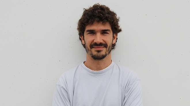 Oriol Gallego, cient�fico del IRB.