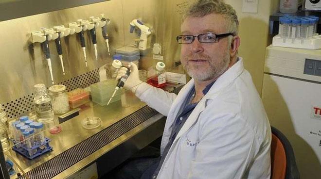 Gabriel Rabinovich, del Instituto de Biolog�a y Medicina Experimental de Argentina.