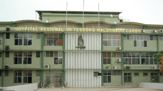 Hospital Teodoro Maldonado Carbo