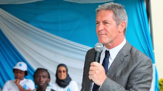 Ian Askew, director de Salud Reproductiva de OMS.