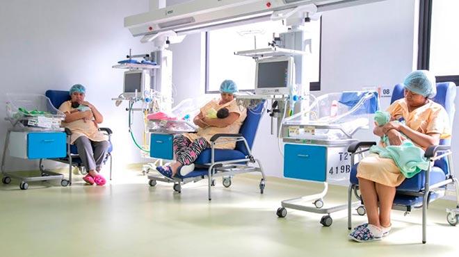 En lo que va del a�o, el IESS ha registrado 4.792 partos y 61.947 atenciones prenatales.