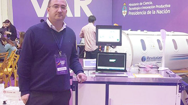 Ignacio Berra, cirujano argentino.