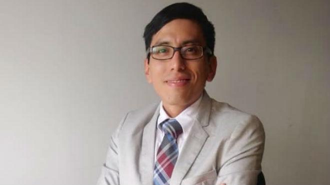 Iv�n Sisa, investigador de la USFQ.