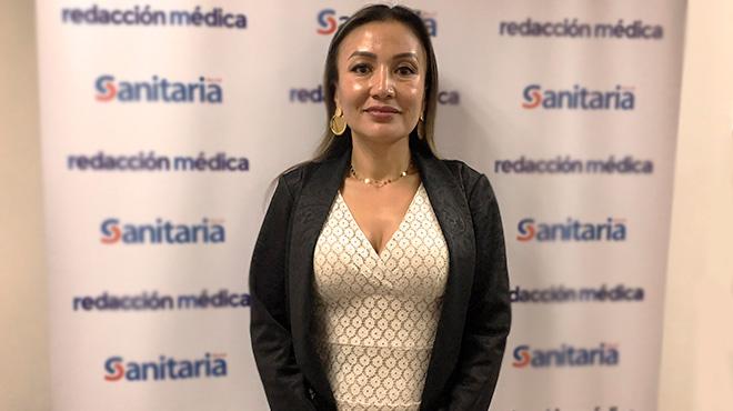 Ivonne Quezada, coordinadora de la Sociedad Ecuatoriana de Reumatolog�a en Pichincha.