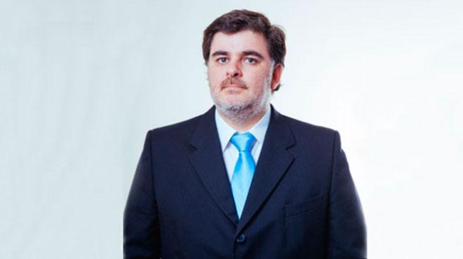 Jaime Burrows, subsecretario de Salud de Chile.