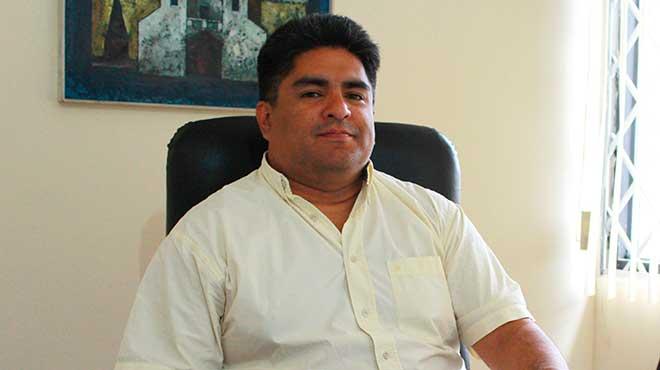 Jaime Medina, gerente del SNNA.