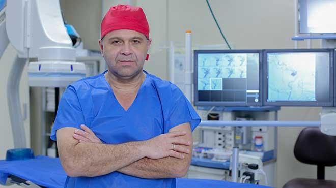 Luis Jairala Zunino, gerente del HTMC.