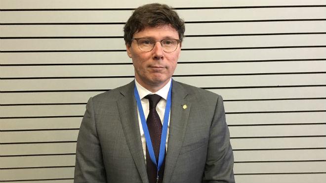 James Fitzerald, director de sistemas y servicios de salud de OPS.